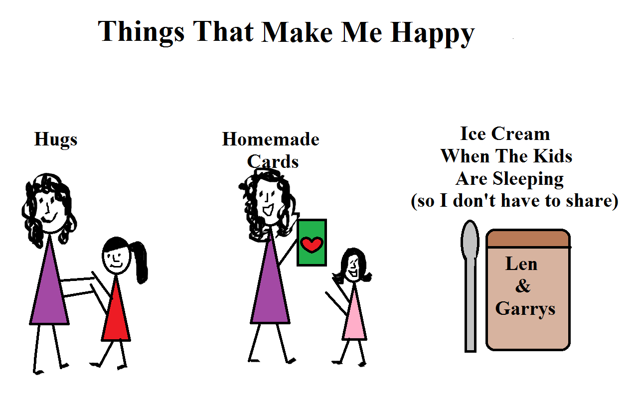 What makes you happy? | Momtimes4