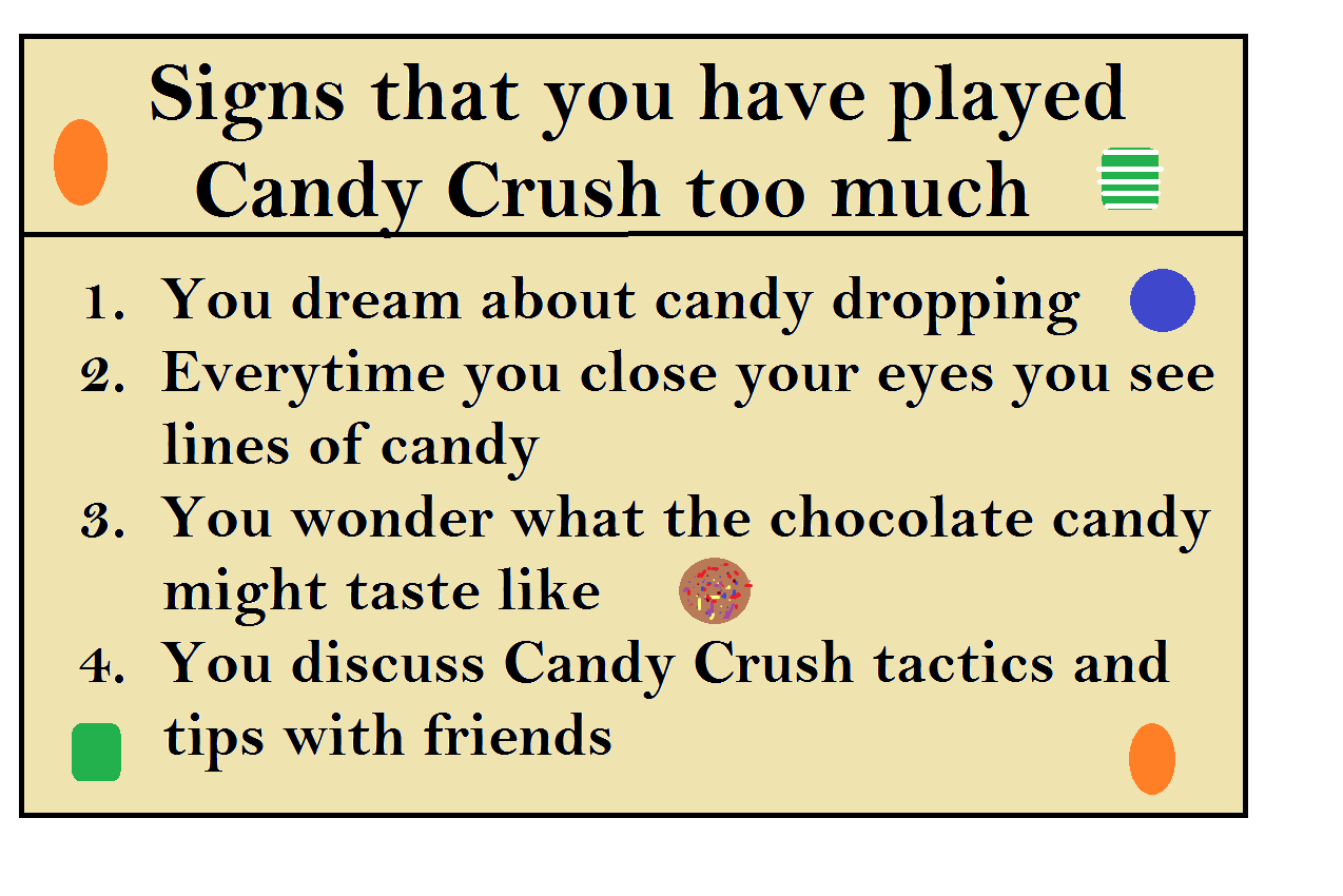 Do you play candy crush??