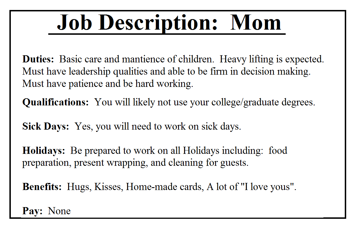 strong objective statements for resumeresume examples skills mom job description momtimes4 job qualifications list